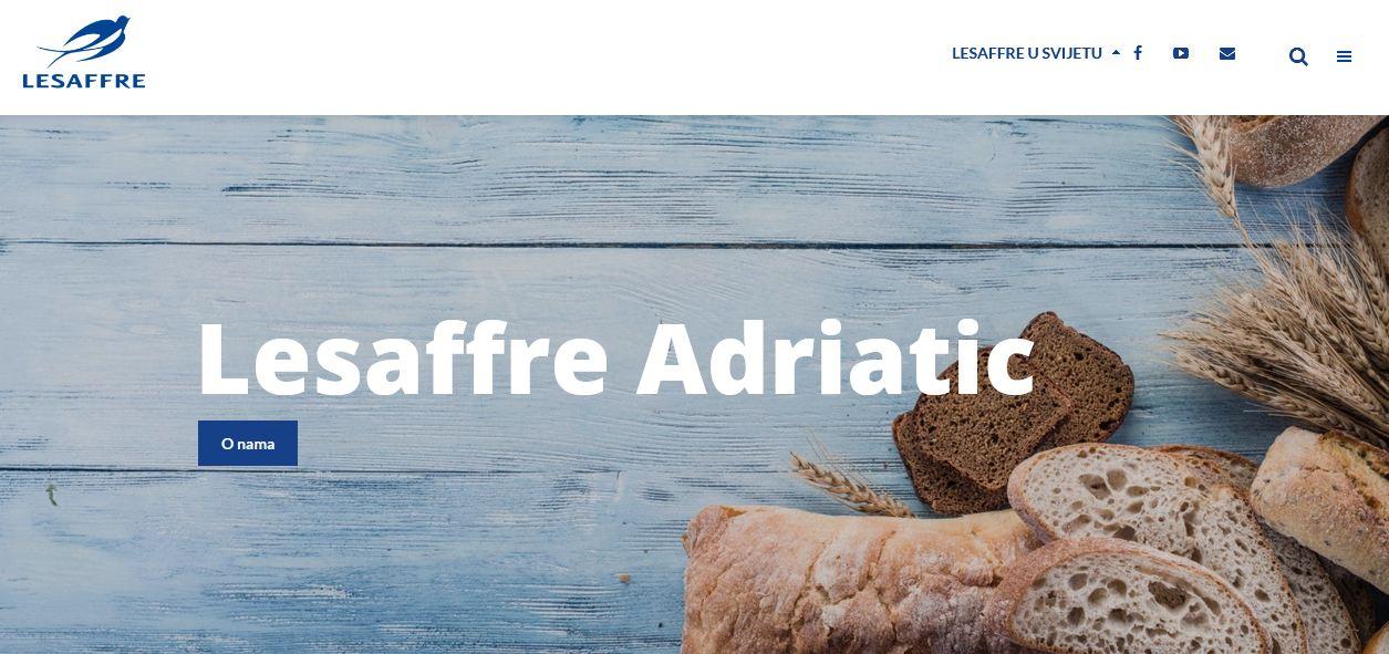 Kvasac - Lesaffre: novosti